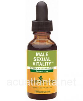Male Sexual Vitality 4 oz