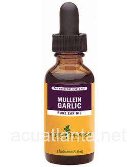 Mullein Garlic Compound 1 oz