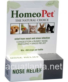 NOSE RELIEF 15 milliliters dropper bottle