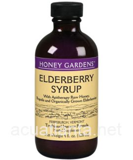 Elderberry Syrup 4 oz Elderberry