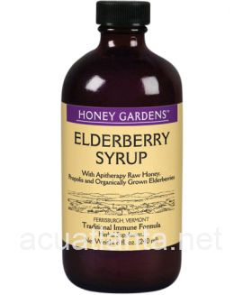 Elderberry Syrup 8 oz Elderberry