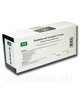 Stephania and Astragalus Formula 42 packets (H20)