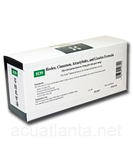Hoelen, Cinnamon, Atractylodes, and Licorice Formula 42 packets (H39)