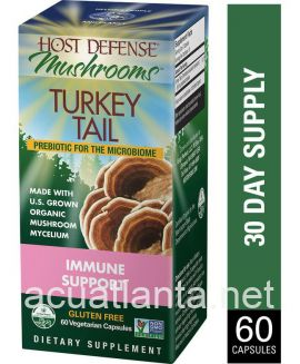 Turkey Tail 60 capsules