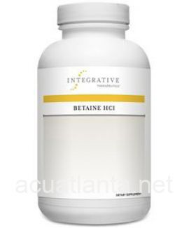 Betaine HCL 250 capsules