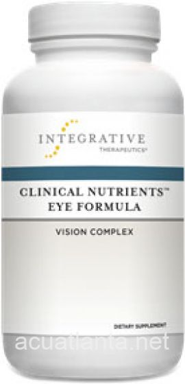 Clinical Nutrients Eye Formula 90 tablets