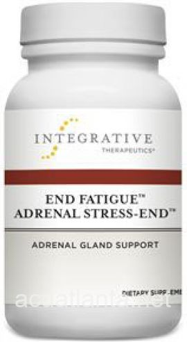 End Fatigue Adrenal Stress-End 50 capsules