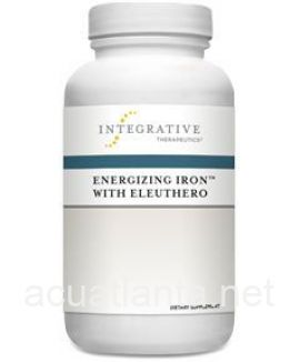 Energizing Iron with Eleuthero 90