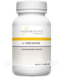 L-Theanine 60 veggie capsules 100 milligrams