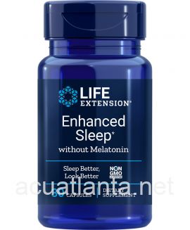 Enhanced Natural Sleep without Melatonin 30 capsules