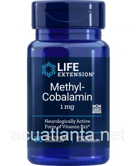 Methylcobalamin 60 vegetarian lozenges 1 milligrams
