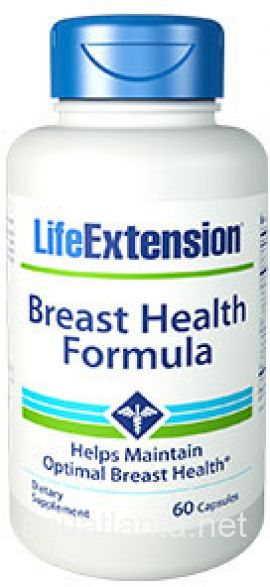 Breast Health Formula 60 capsules