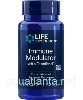 Immune Modulator With Tinofend 60 veggie tablets