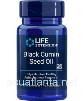 Black Cumin Seed Oil 60 soft gelcaps