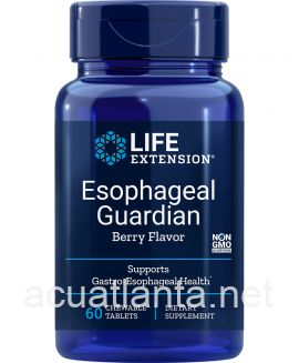 Esophageal Guardian 60 chewable tablets