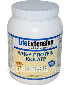 Enhanced Life Extension Whey Protein 1 lb Chocolate