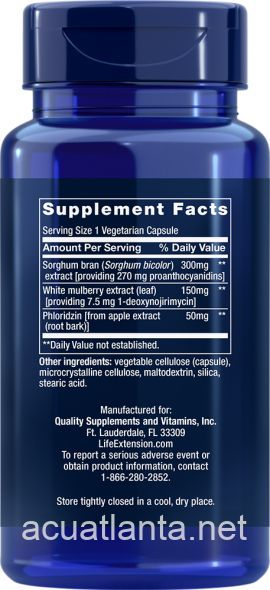 Tri Sugar Shield 60 veggie capsules
