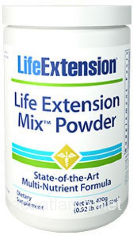 Life Extension Mix with Stevia 14.81 oz