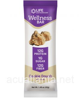 Wellness Bar Cookie Dough 12 bars Cookie Dough