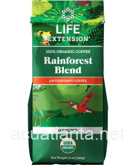 Rainforest Blend Ground Coffee 12 ounce