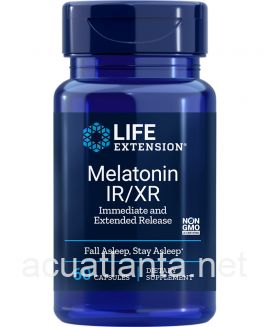 Melatonin IR/XR 60 capsules