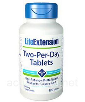 Two-Per-Day Tablets 120 tablets