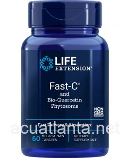 Fast-C and Bio-Quercetin Phytosome 60 tablets