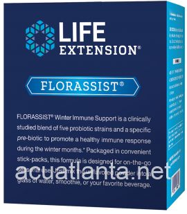 FLORASSIST Winter Immune Support 30 stick packs
