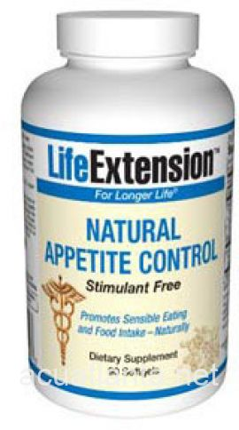 Natural Appetite Control 90 soft gelcaps