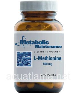 L-Methionine 500 mg 100 capsules