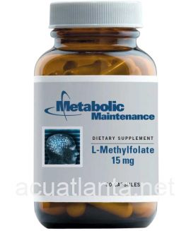 L-Methylfolate 60 capsules 15 milligrams