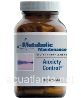Anxiety Control 90 capsules