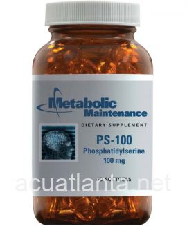 PS-100 (Phosphatidylserine) 100 mg 60 gelcaps