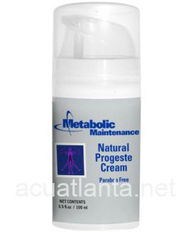 Natural Progeste Cream Paraben Free 3.5 oz