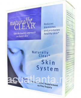 Naturally Clear Box Set 1 kit 45 day supply