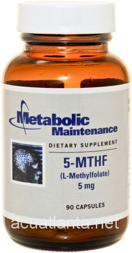 5-MTHF Extrafolate-S 5 mg 90 capsules