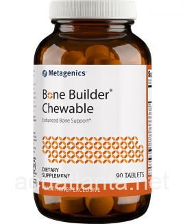 Cal Apatite Bone Builder Chewable 90 Tablets Chocolate Flavor