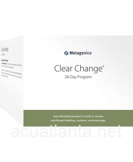 Clear Change 28 Day Program with UltraClear Plus pH 28 day program Pineapple Banana Flavor