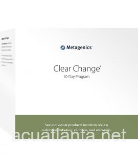 Clear Change 10 Day Program with UltraClear RENEW Vanilla Flavor