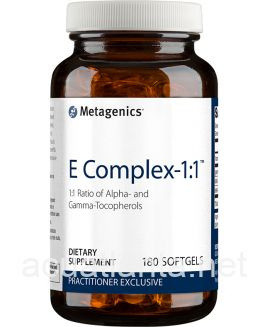 E Complex-1:1 180 softgels
