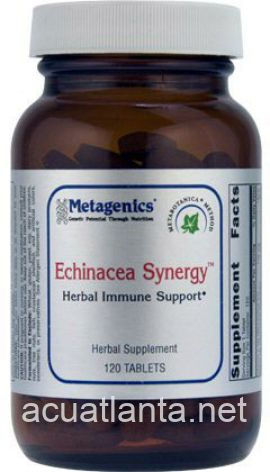 Echinacea Synergy 120 count