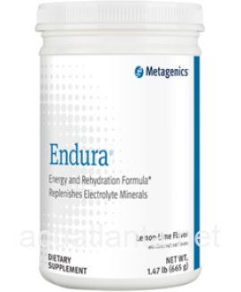 Endura Lemon-Lime Flavor with Other Natural Flavors