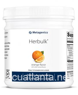 Herbulk 8.78 oz Orange Flavor