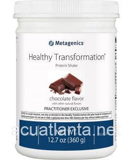 Healthy Transformation Shake 10 servings Natural Chocolate Flavor