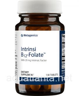 Intrinsi B-12 Folate 180 tablets