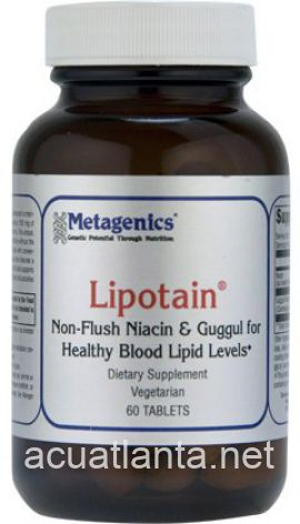 Lipotain Cholesterol 60 count