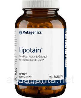 Lipotain 180 tablets