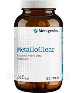 MetalloClear 180 tablets