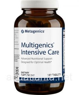 Multigenics Intensive Care 180 tablets