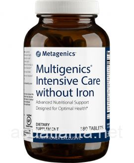 Multigenics Intensive Care Without Iron 180 tablets